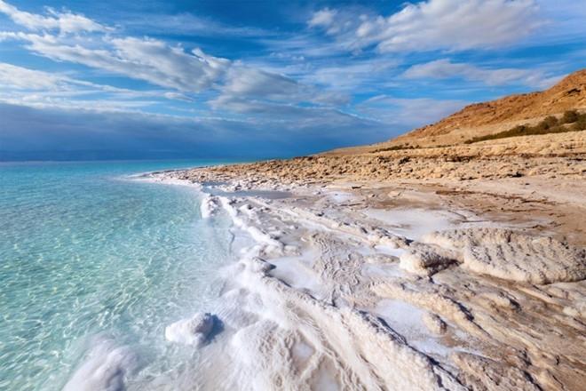 Biển Chết được mệnh danh là