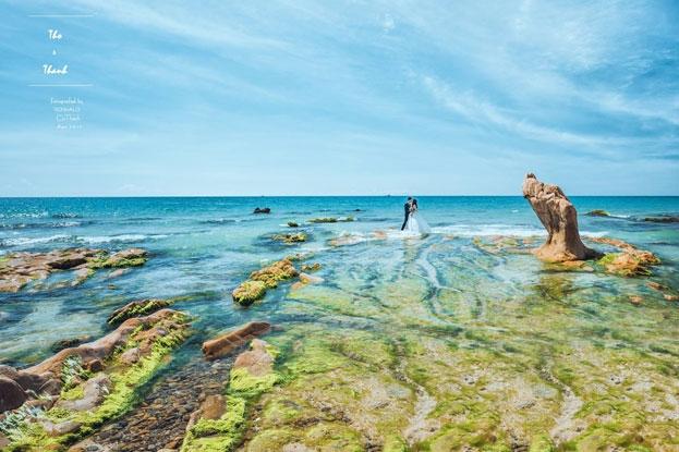 Biển Cổ Thạch (Vĩnh Hảo - Tuy Phong)