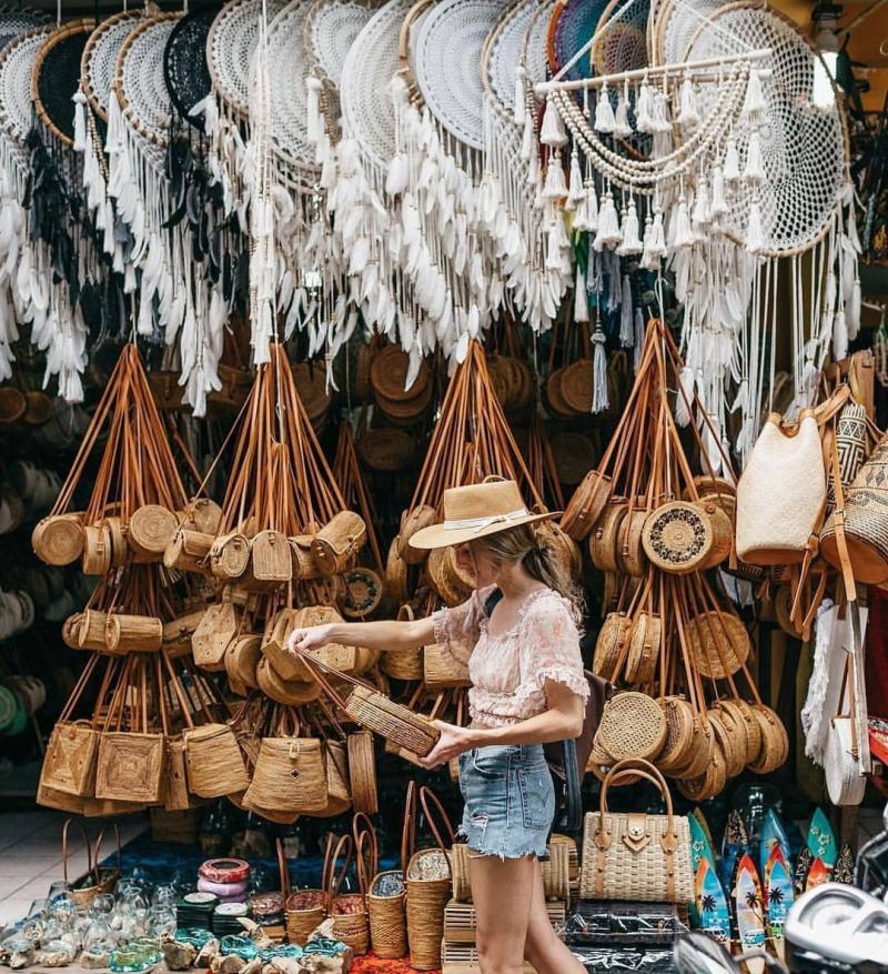 Chợ nghệ thuật Sukawati