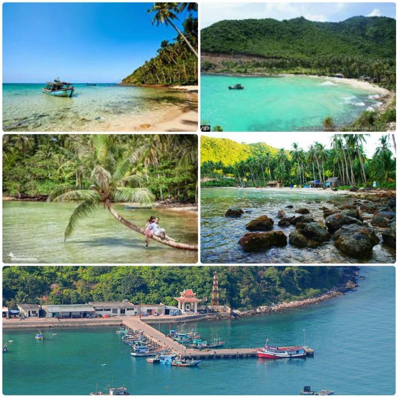 Những khung cảnh đẹp mê hồn không thể bỏ qua tại quần đảo xinh đẹp Nam Du.