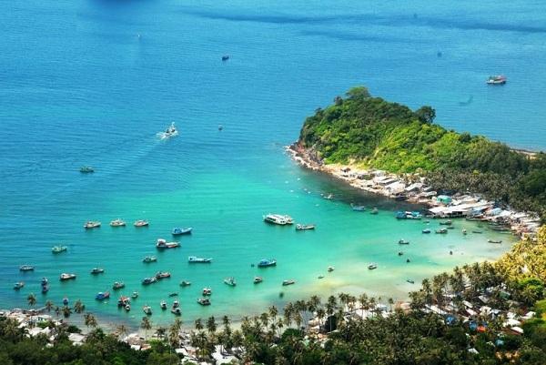 Biển Nam Du – Kiên Giang