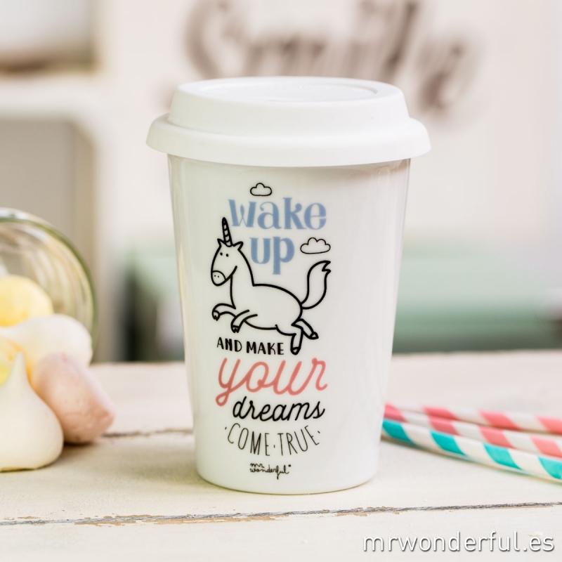 Hãy thức dậy và thực hiện ước mơ của bạn.