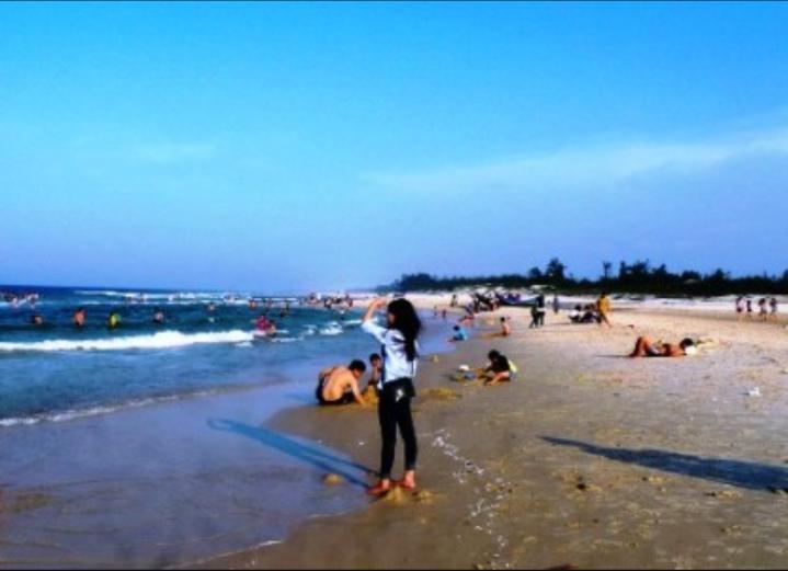 Bãi biển Vĩnh Thái