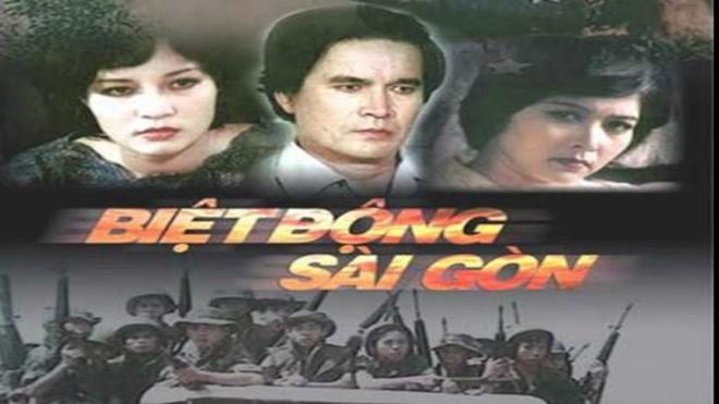 Áp phích của phim Biệt động Sài Gòn