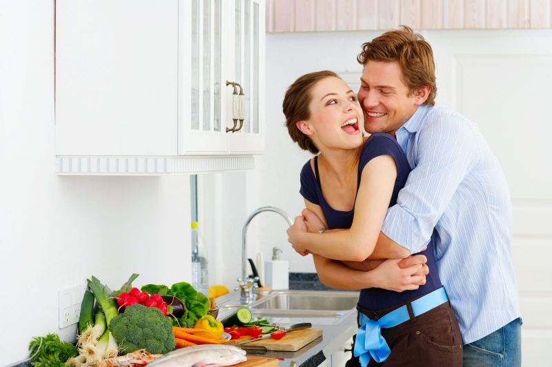 Biết quan tâm đến người thân bên họ vợ - dấu hiệu của một người đàn ông yêu vợ thật lòng