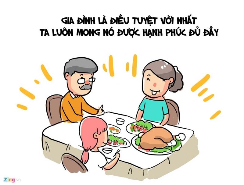 Biết tầm quan trọng của gia đình