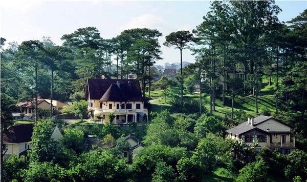 Biệt thự Đà Lạt Ana Mandara villas