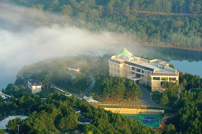 Biệt thự Đà Lạt Edensee Resort