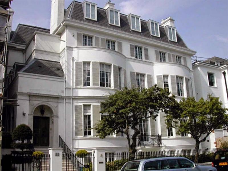 Biệt thự đắt tiền Elena Franchuk's Victorian Villa