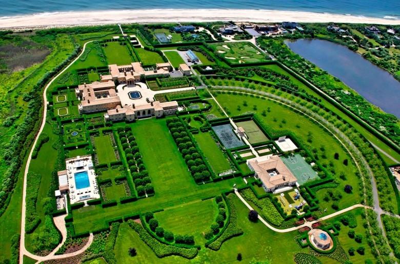 Biệt thự Fairfield Pond, The Hamptons, Hoa Kỳ – Có giá: 198 triệu đô la Mỹ