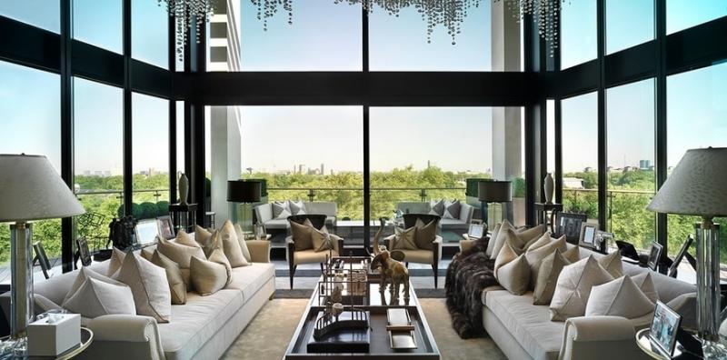 Biệt thự Franchuk Villa, Kensington, Vương Quốc Anh – Có giá: 161 triệu đô la Mỹ