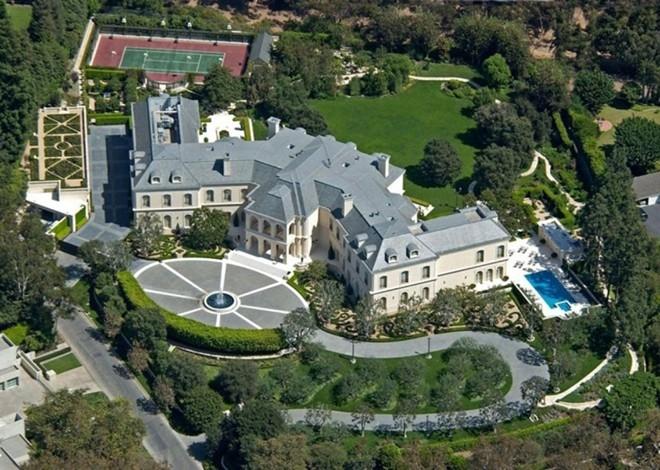 Biệt thự Manor, Los Angeles, Hoa Kỳ – Có giá: 150 triệu đô la Mỹ