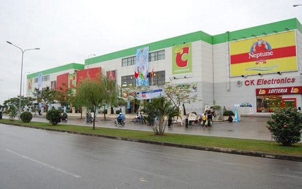 Trung tâm thương mại Big C