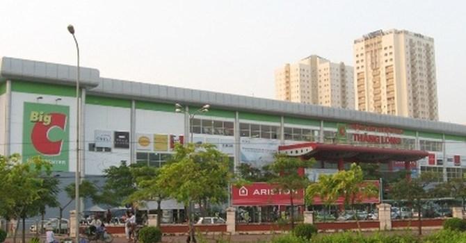 Big C Thăng Long - Hà Nội