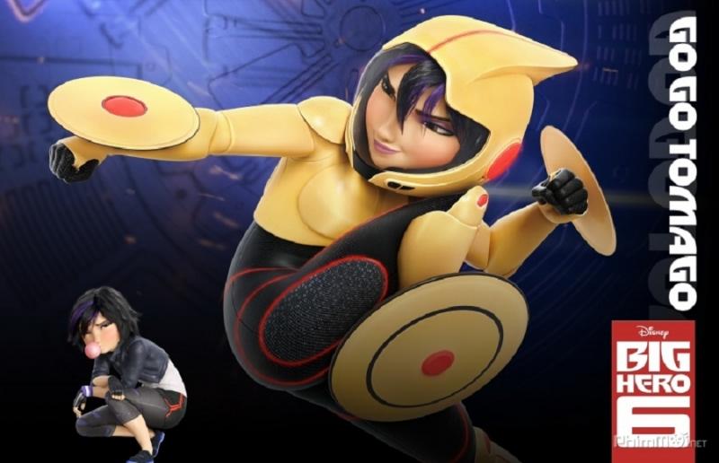 Big Hero 6 - Biệt Đội Big Hero 6