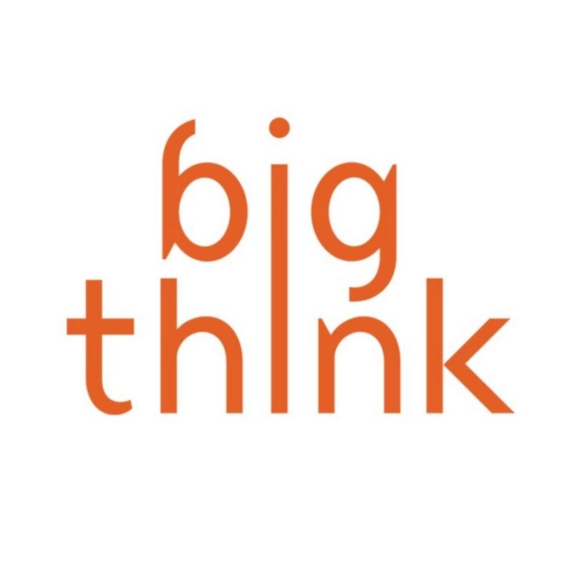 Logo của Big Think