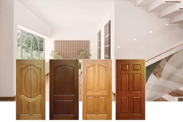 Sản phẩm cửa nhựa gỗ composite BigDoor mang các đặc tính ưu việt