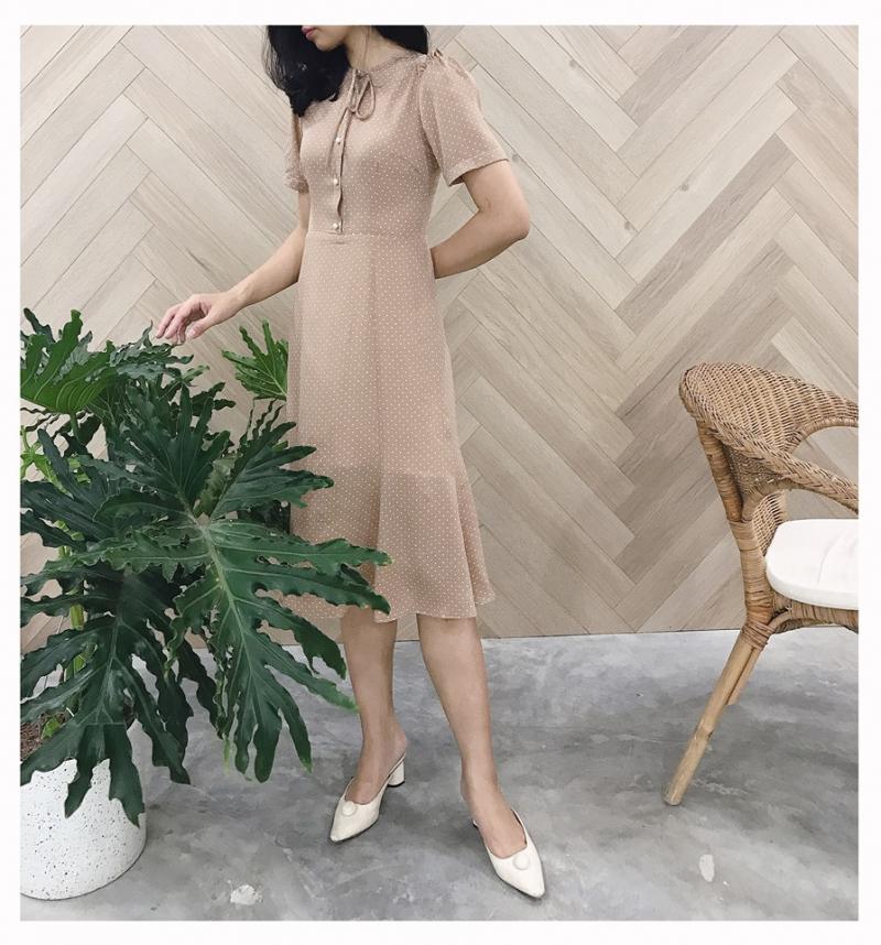 Váy sơ mi công sở tại Bijin Boutique
