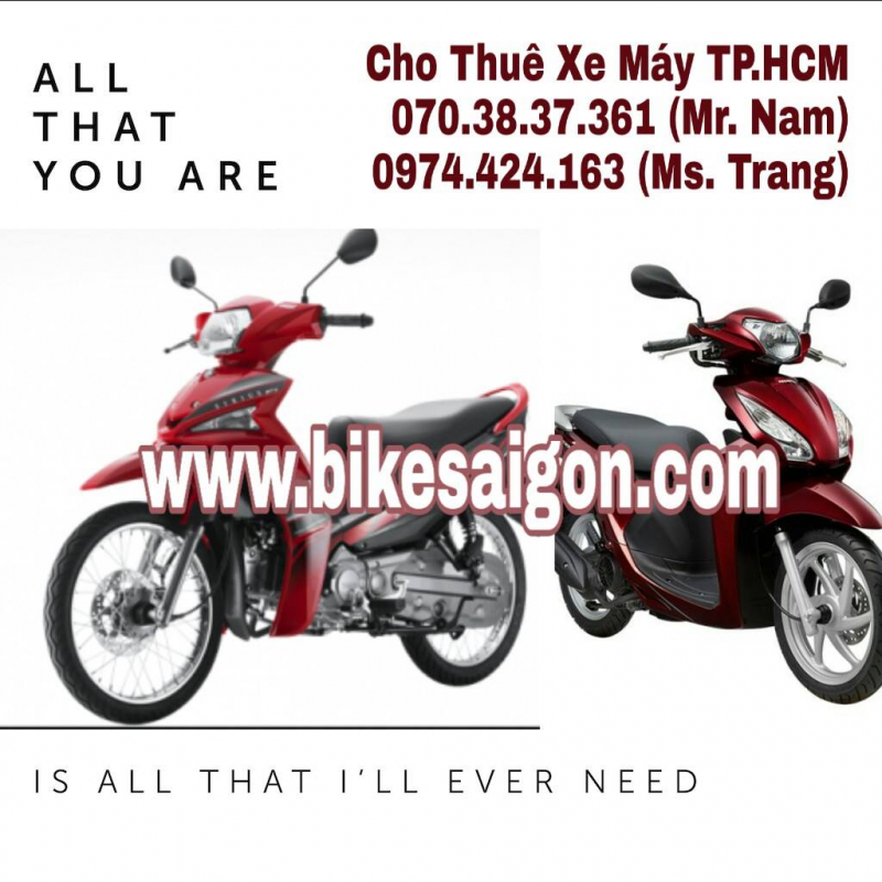 Bike Saigon