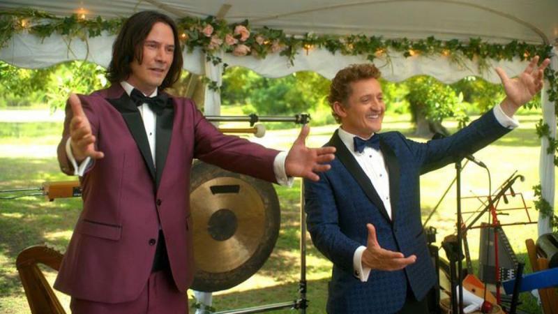 Bill & Ted Face the Music đánh dấu sự trở lại của Keanu Reeves