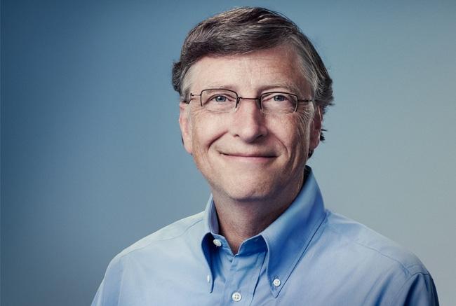 Bill Gates: tập thể dục và tư duy