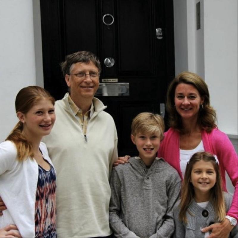 Bill và Melinda Gates