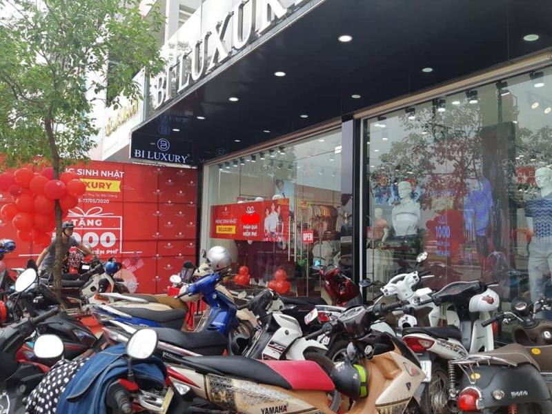Cửa hàng Biluxury Biên Hoà.