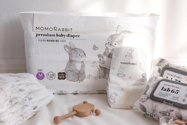 Bỉm Momo Rabbit