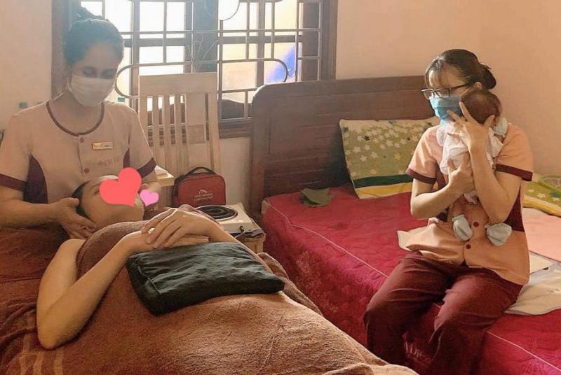 Bình An Care - Hệ Thống Chăm Sóc Mẹ và Bé HA