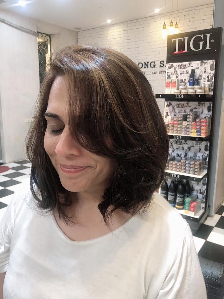 Bình Boong Hair Salon