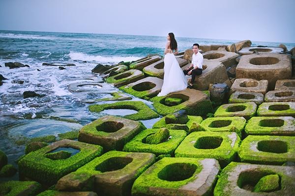 Chụp ảnh cưới tại Bình Định