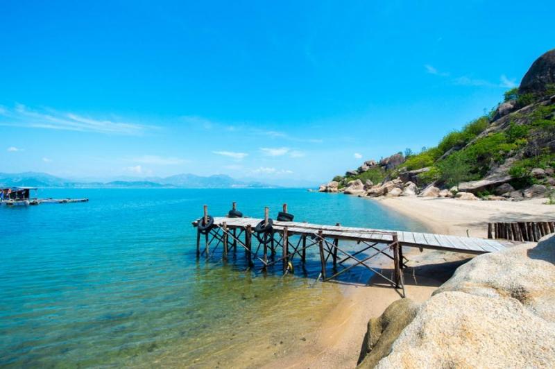 Đảo Robinson - Nha Trang (Khánh Hòa)