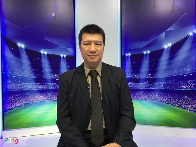 Bình luận viên Quang Huy