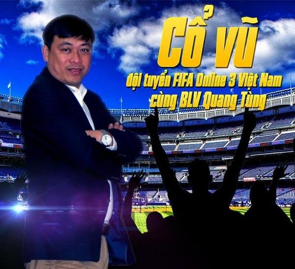 Bình luận viên Quang Tùng
