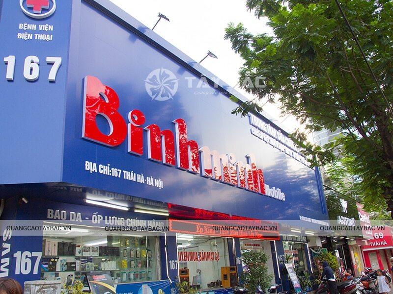 Bình Minh Mobile – Hệ thống Sửa chữa điện thoại tại Hà Nội