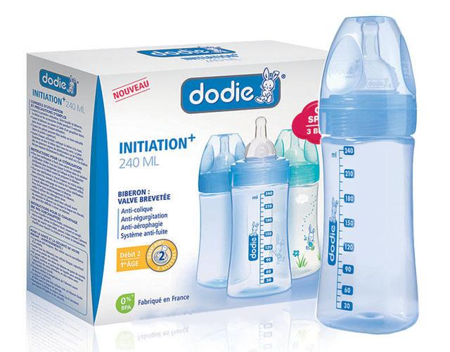 Bình sữa của thương hiệu Dodie