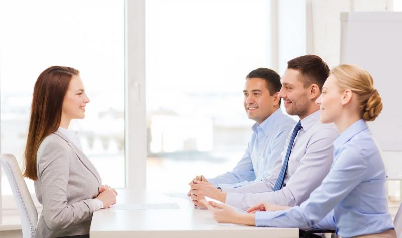 Bình tĩnh và giữ vững lập trường của bạn trong suốt buổi phỏng vấn