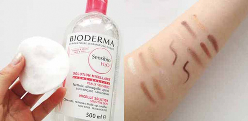 Bioderma Crealine H2O Micellaire Solution