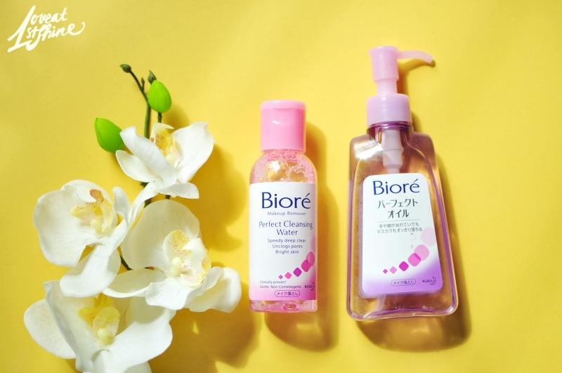 Tẩy trang Biore Cleansing Water