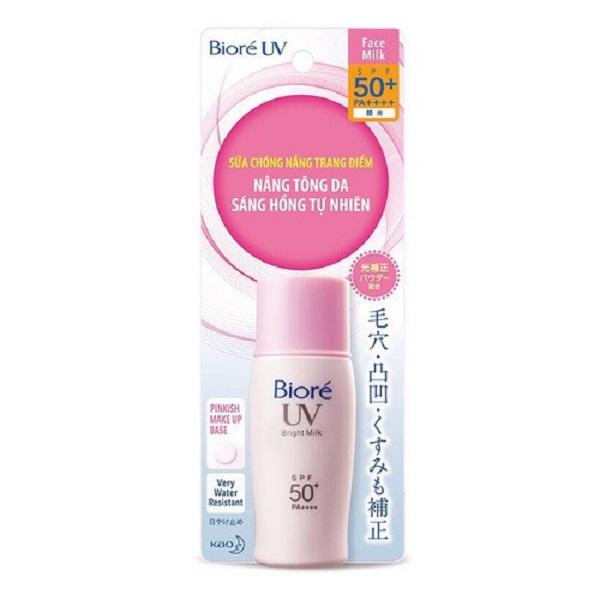 Bioré UV Bright Milk