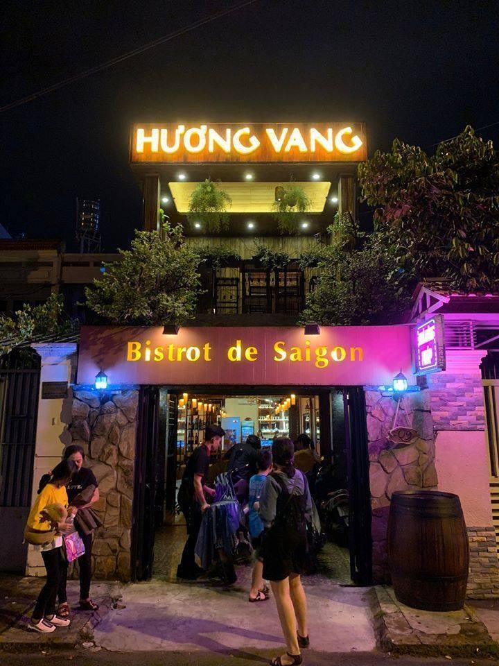 Bistrot de Saigon