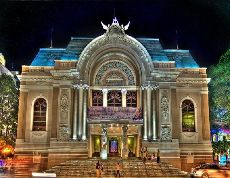 Nhà hát lớn TP Hồ Chí Minh