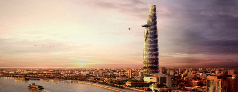 Bitexco Financial Tower, TP.HCM