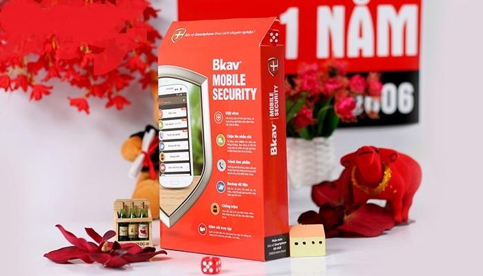 Bkav Mobile Security dành cho điện thoại di động và máy tính bảng