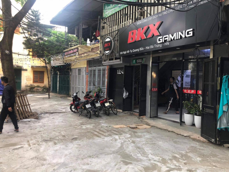 BKX Gaming