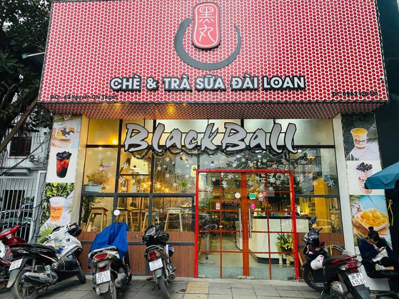 Black Ball Nguyễn Chí Thanh