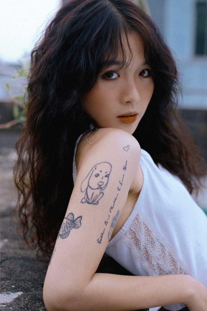 Black Bear Tattoo