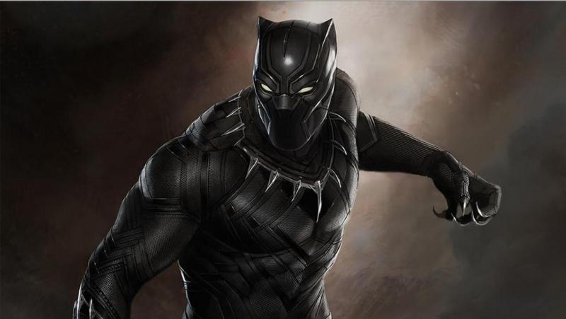 Black Panther dư kiến được công chiếu vào 16/02/2018