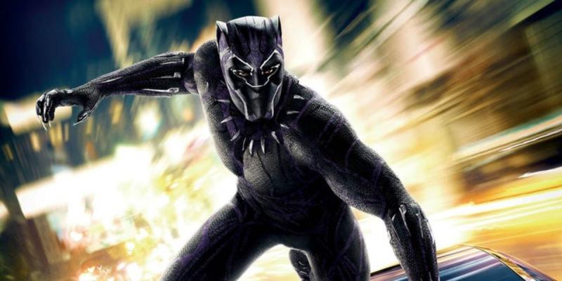 Siêu anh hùng da màu T'Challa sẽ trở lại trong Black Panther 2