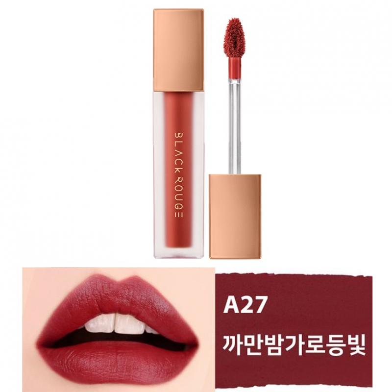 Black Rouge Air Fit Velvet Tint A27 Wanderlust